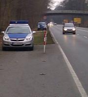 Bild zu Kein Beweisverwertungsverbot von Geschwindigkeitsmessungen bei fehlender Speicherung der Rohmessdaten